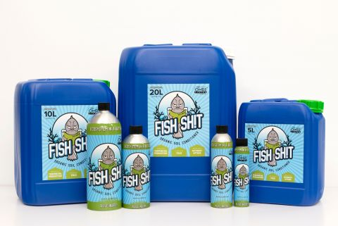 Fish Sh!t Organic Soil Conditioner