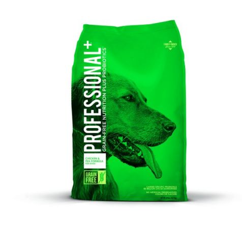 Grain Free Chicken / Pea Dog Food