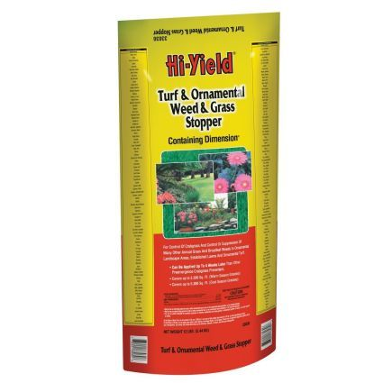 Hi-Yield Weed and Grass Stopper Dimension