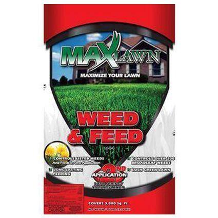 Maxlawn Weed and Feed
