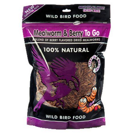 Mealworm & Berry To Go Wild Bird Food
