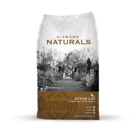 Natural Active Cat Food