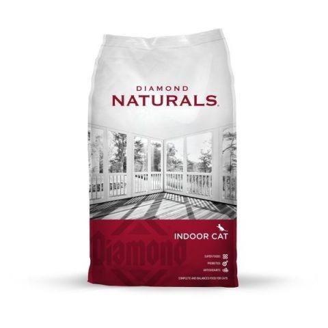 Natural Indoor Cat Food