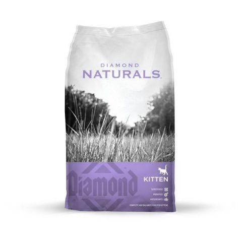 Natural Kitten Food