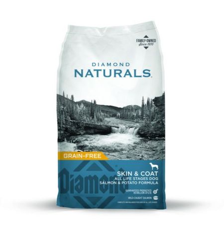 Naturals Skin / Coat Salmon / Potato Dog Food