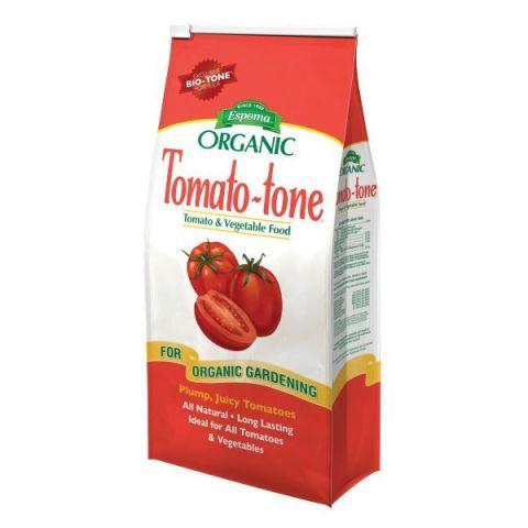 Espoma Tomato-Tone Organic Plant Food Tomatoes 3-4-6