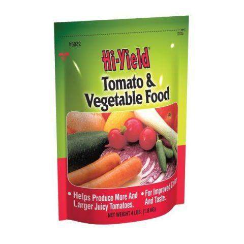 Hi-Yield Tomato & Vegetable Food 4-10-6