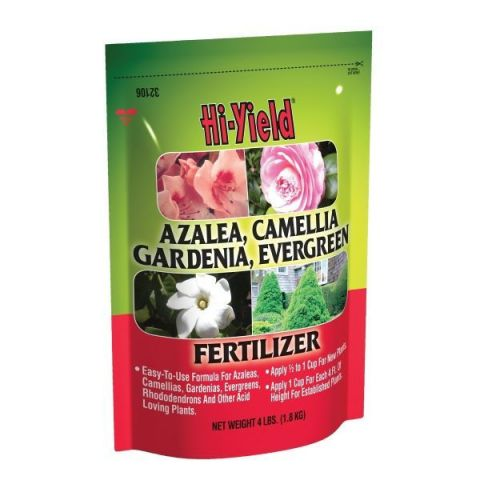 Hi-Yield Azalea Camellia & Evergreen Food 4-8-8