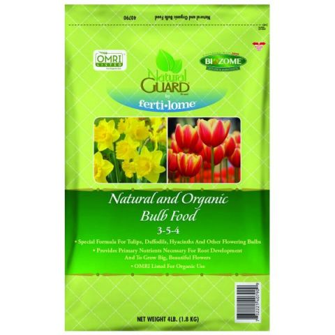 Natural Guard Organic Bulb Food 3-5-4