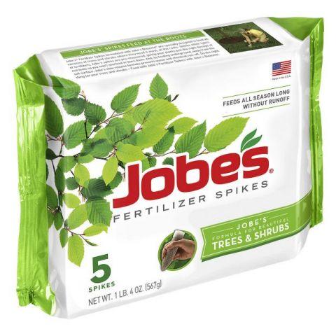 Jobe's Fertilizer Spikes for Trees & Shrubs