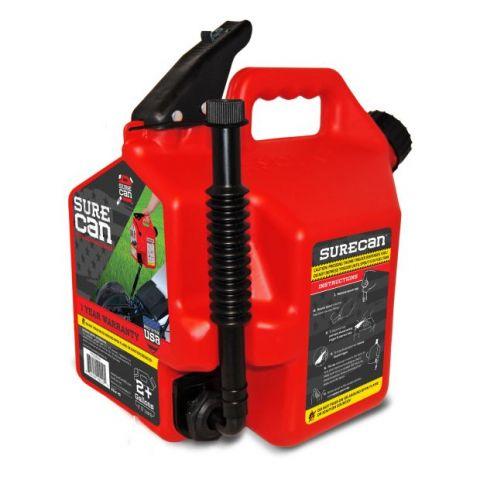 Surecan 2.2 Gallon Gasoline Can
