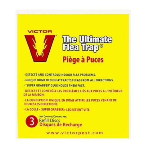 Victor Ultimate Flea Trap Refill