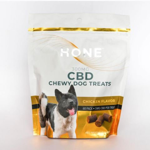 CBD Chewy Dog Treats