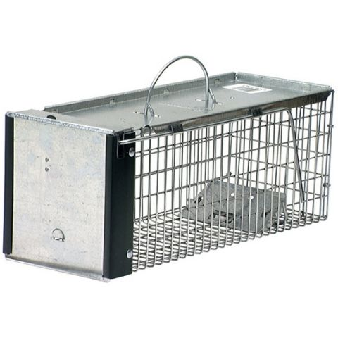 Havahart Rodent Trap 1 Gravity Action Door