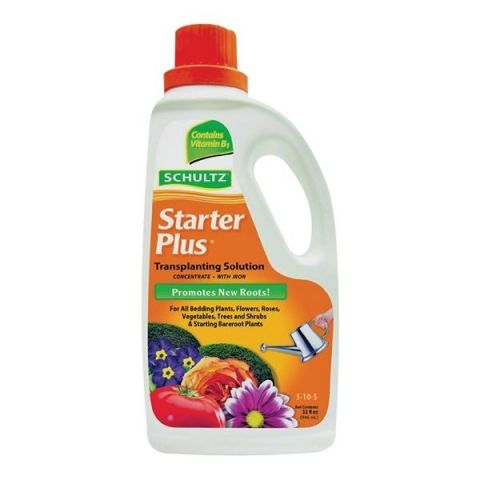 Schultz Starter Plus Liquid Plant Food 5-10-5