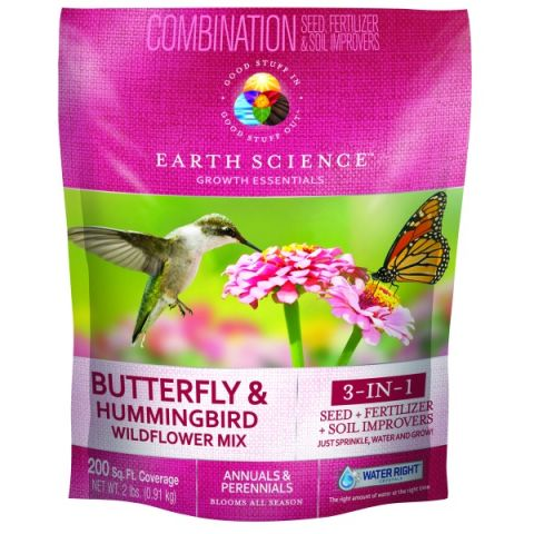 Earth Science Butterfly & Hummingbird Mix