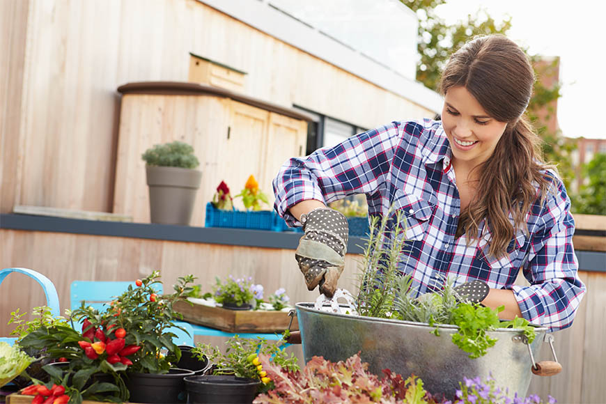 5 Common Container Gardening Mistakes