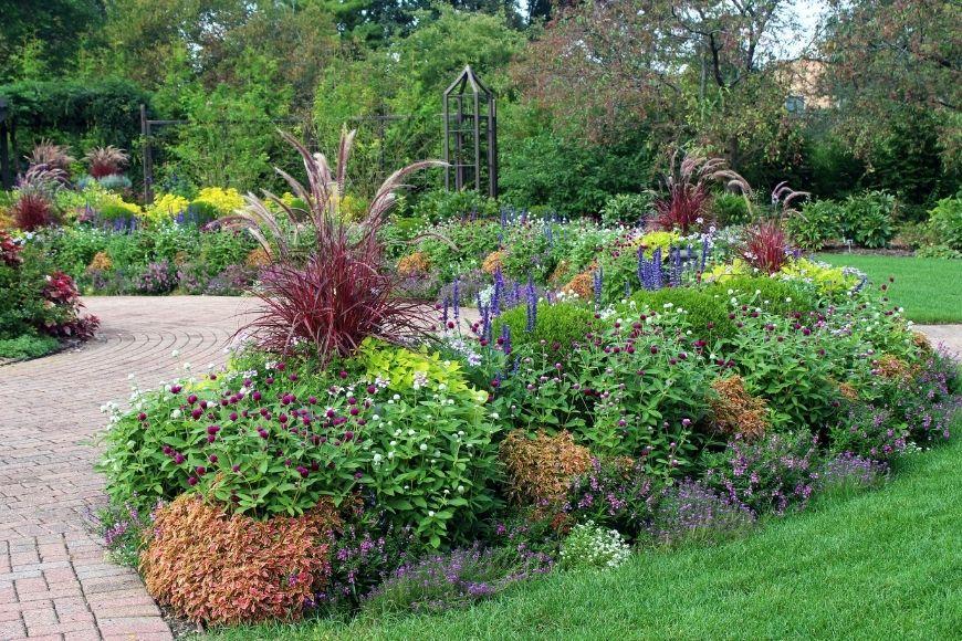 Create a Breathtaking & Low-Maintenance Flower Garden